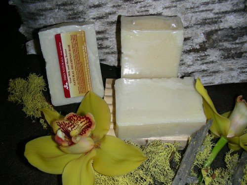Natural Shampoo Soap Bar