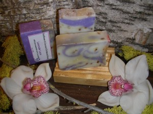 Natural Soap - Lavender Lace